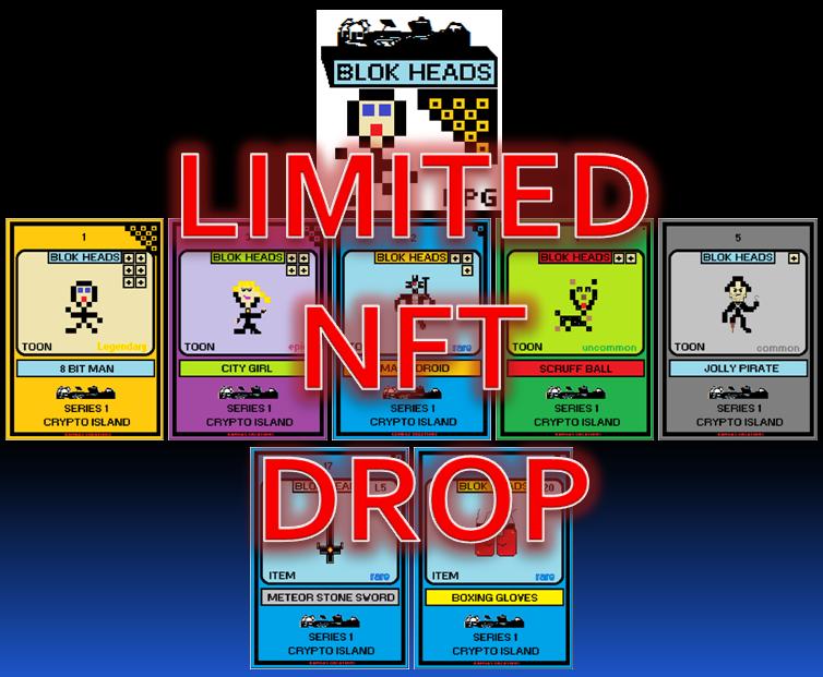 Blok Heads Cards 002 Limited NFT Drop.PNG