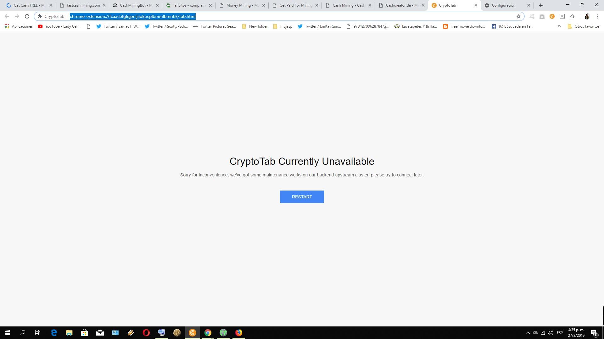 LEGIT - CryptoTab browser Reviews: SCAM or LEGIT? | Page 14