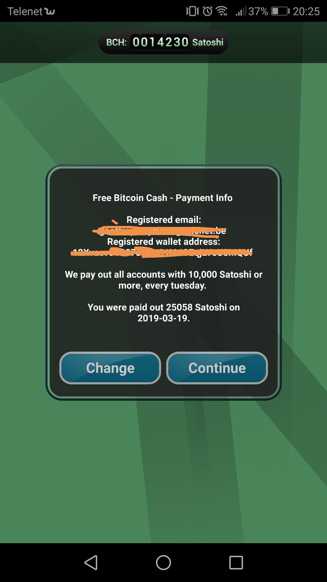 LEGIT - Free Bitcoin Cash App Reviews:SCAM or LEGIT