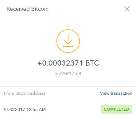PROOF - 3rd Payment from Moon Bitcoin received. | BeerMoneyForum.com ...
