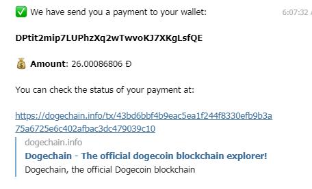 SCAM - Dogecoin Mine Bot Reviews: SCAM or LEGIT