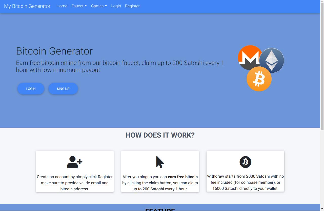 NEW - mybitcoingenerator xyz Reviews: SCAM or LEGIT