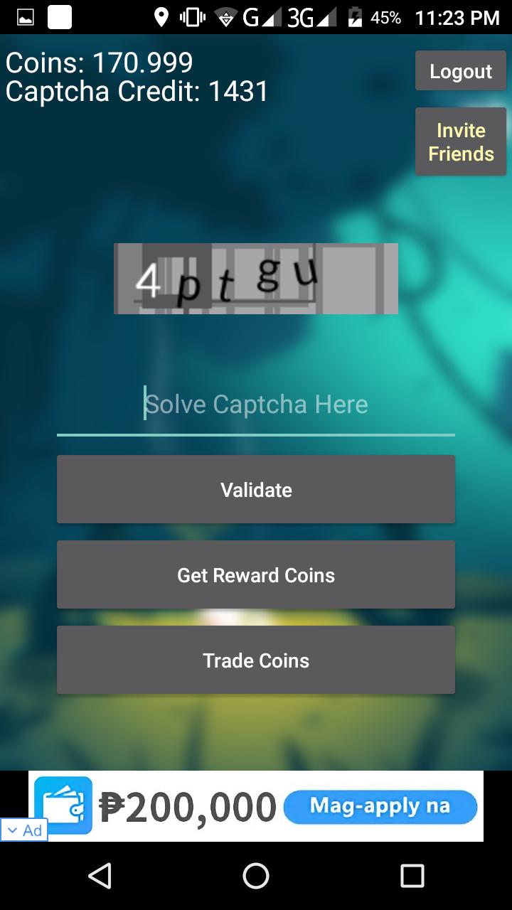 NEW - Captcha Wards App Reviews:SCAM or LEGIT | BeerMoneyForum com