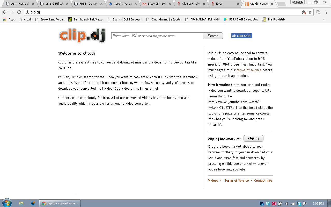clip dj download mp3 mp4