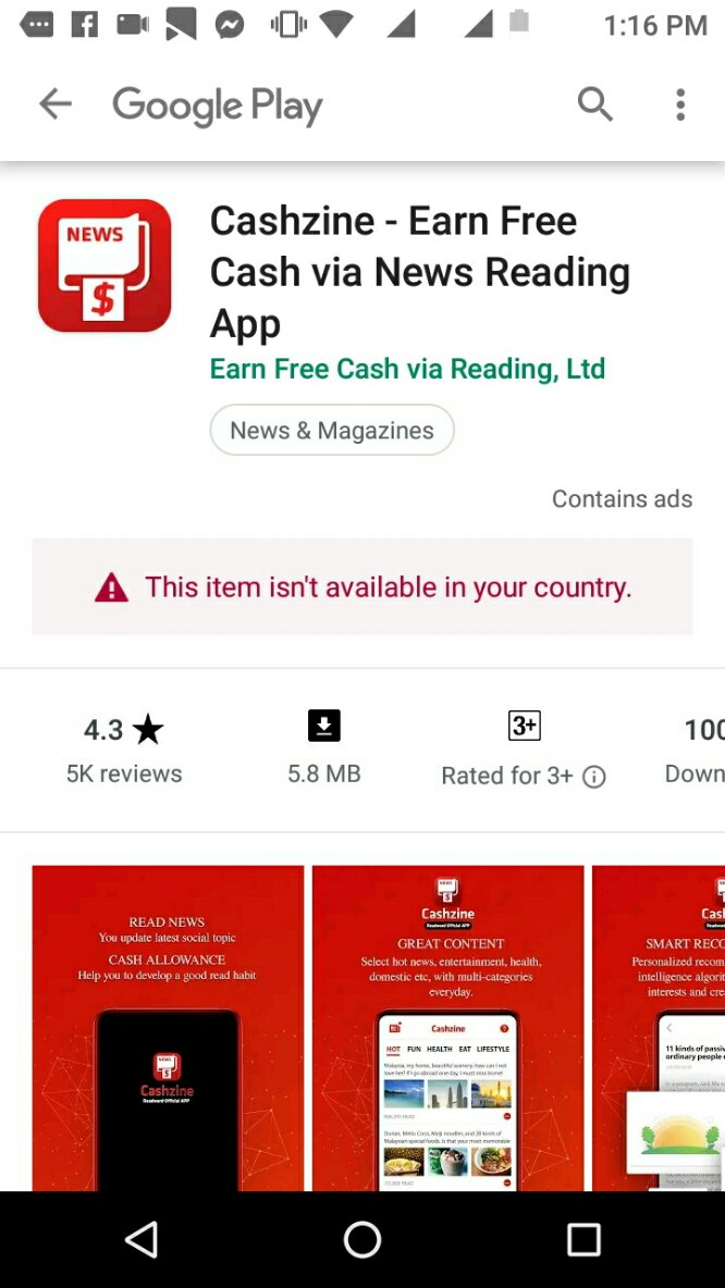 NEW - Cashzine App Reviews: SCAM or LEGIT? | BeerMoneyForum