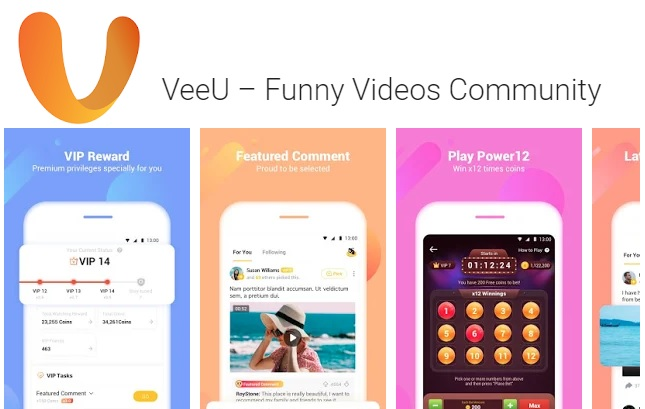 SCAM - VeeU App Reviews: SCAM or LEGIT? | BeerMoneyForum com