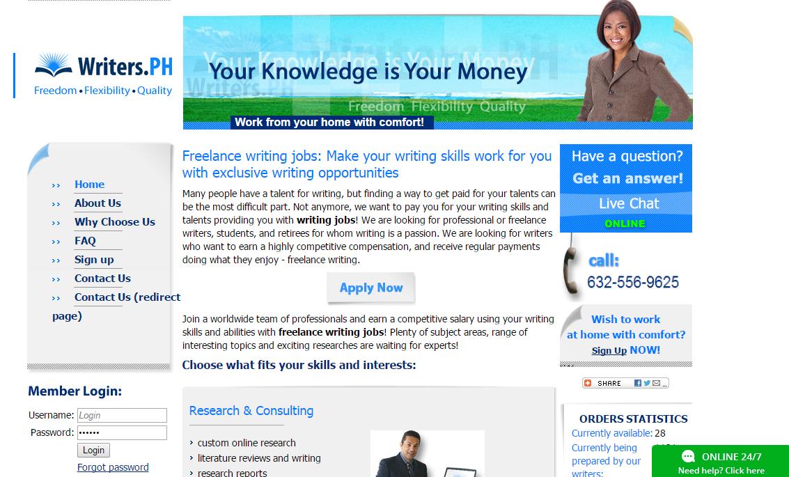 freelance writing india