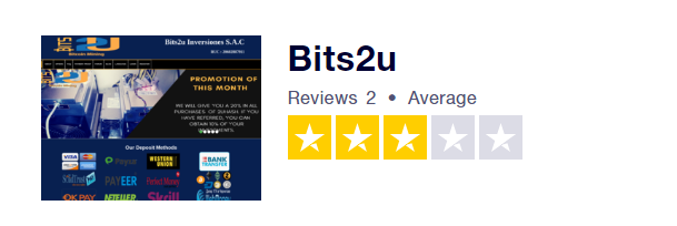 Bits2u Review - Scam Or Paying? - BMF Blog