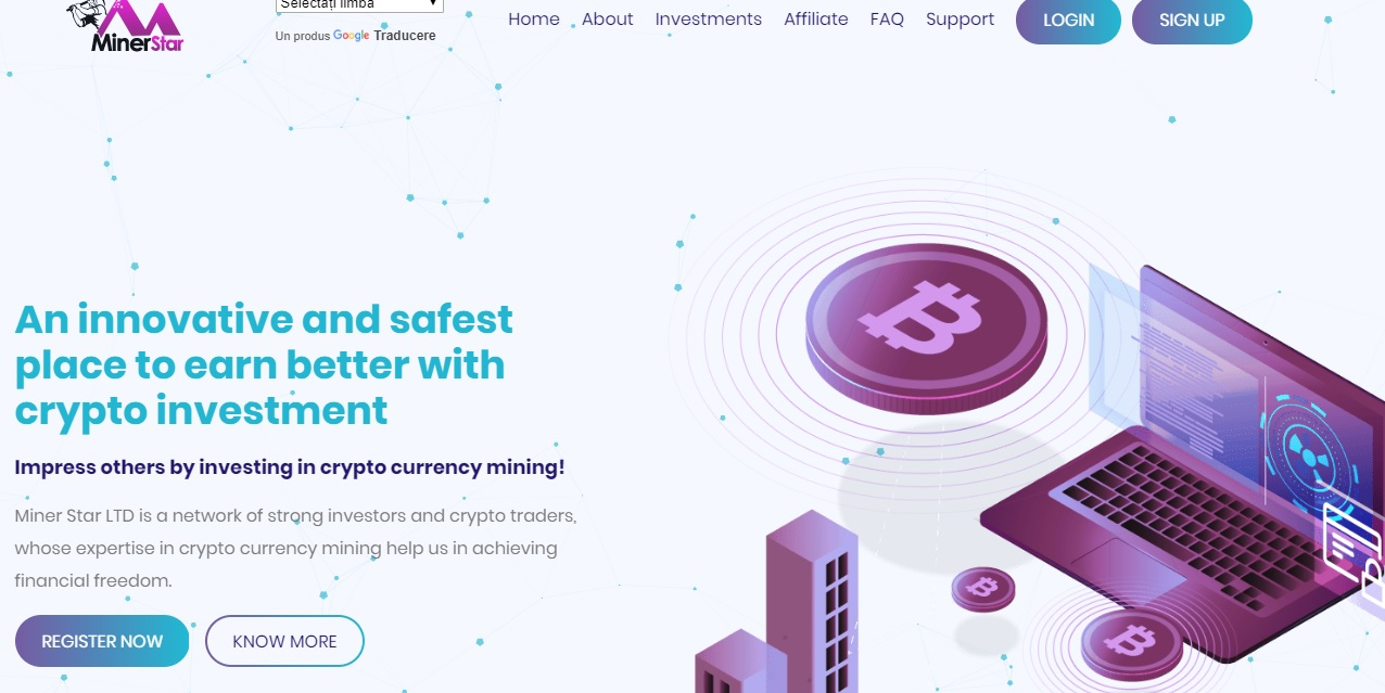 MinerStar io Reviews: SCAM or PAYING? - BMF Blog