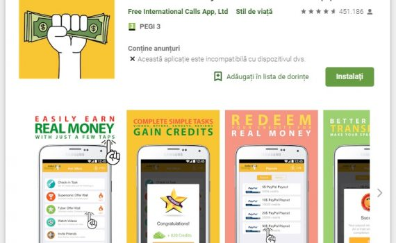 Make Money – Free Cash App Review
