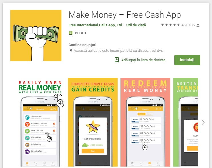 Make Money – Free Cash App Review: SCAM or LEGIT? - BMF Blog
