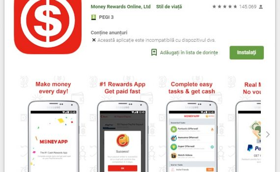 Money App - Cash for Free Apps review